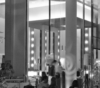 Αλέξανδρος Κάπππος Αρχιτέκτονας Εσωτερικών Χώρων // ΚΟΜΜΩΤΗΡΙΑ STORE: FAME FATAL