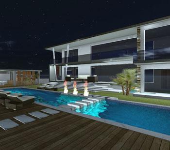 Αλέξανδρος Κάπππος Αρχιτέκτονας Εσωτερικών Χώρων // Αρχιτεκτονική Κατοικιών :Χαλκιδική