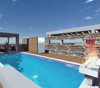 Alexandros Kappos Interior Designer// Home Architecture :Chalkidiki