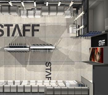 Αλέξανδρος Κάπππος Αρχιτέκτονας Εσωτερικών Χώρων STAFF JEANS&CO 3
