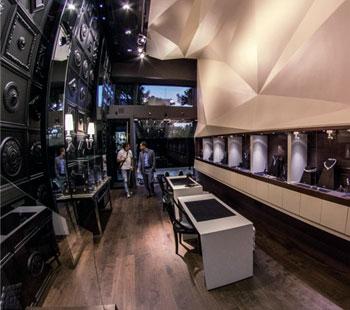 Αλέξανδρος Κάπππος Αρχιτέκτονας Εσωτερικών Χώρων // JEWLERY STORE:Faca D' Oro, Γλυφαδας