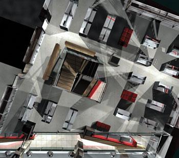 Αλέξανδρος Κάπππος Αρχιτέκτονας Εσωτερικών Χώρων // SHOE STORE: PITTARELLO