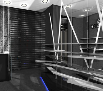Αλέξανδρος Κάπππος Αρχιτέκτονας Εσωτερικών Χώρων   // ΚΑΤΑΣΤΗΜΑΤΑ ΑΘΛΗΤΙΚΩΝ ΕΙΔΩΝ: SARAFIS